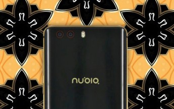 TENAA reveals the specs of ZTE nubia NX589J