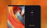 "ZTE nubia NX595J promises to be a 5.73"" bezel-less wonder"