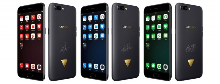 Oppo R11 TFBOYS Edition shows that boy bands are alive and well in China