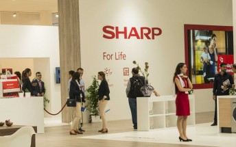 Sharp is launching phones in Europe as early as Q2 2018