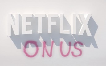 T-Mobile will give you free Netflix from September 12