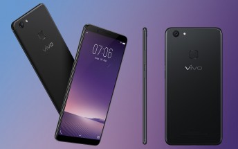 vivo V7+ is official with FullView display