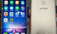 "vivo X20 with ""full screen"" display leaks in live images"