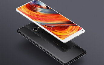 Xiaomi Mi Mix 2 official with Snapdragon 835, 6