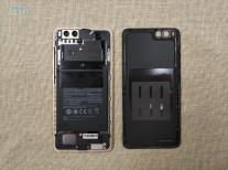 Xiaomi Mi Note 3 disassembled