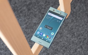 Sony Xperia XZ1 Compact is now in stock in the UK, yours from £494.98