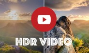 YouTube rolls out HDR support for Pixels, Galaxy S8 and Note8, LG V30, and Sony Xperia XZ Premium