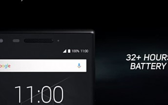 BlackBerry Motion coming to more European markets, stars in a new video