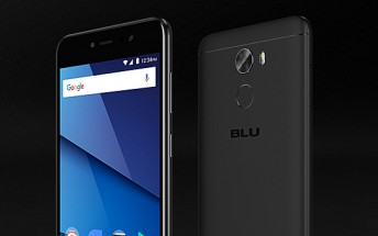 BLU Vivo 8L launched with 20MP selfie camera, 4,000mAh battery