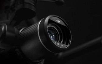 DJI announces Zenmuse X7 Super 35 aerial camera