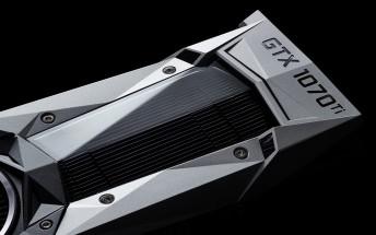 NVIDIA announces GTX 1070 Ti for $449