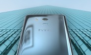 HTC U11 Plus renders show a small refinement of the familiar design