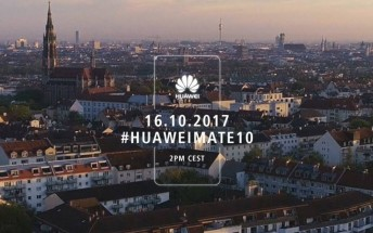 Watch the Huawei Mate 10 event livestream here