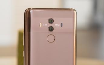 Huawei Mate 10 Pro scores 97 on DxO test