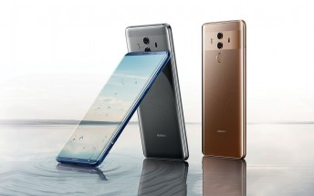 Huawei Mate 10 sales to begin this week, two new versions appear