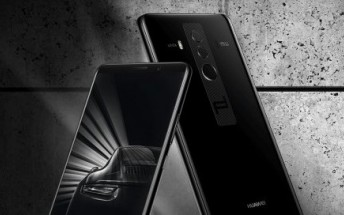 China launch for Huawei Mate 10 set for October 20