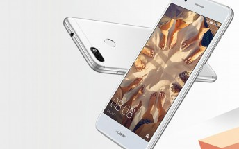 Huawei Y6 Pro (2017) launches in Europe