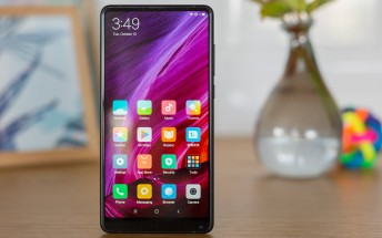Just in: Xiaomi Mi Mix 2 hands-on