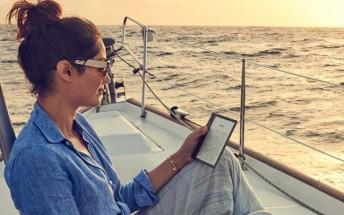 New Amazon Kindle Oasis is waterproof, has a bigger screen