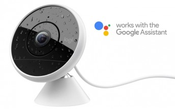 Logitech adds Google Assistant integration to Circle security cameras