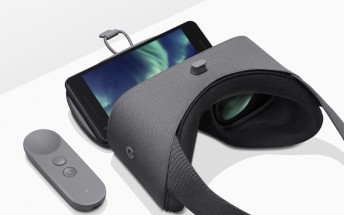 New Google Daydream View VR headset arrives in three colors priced at $99