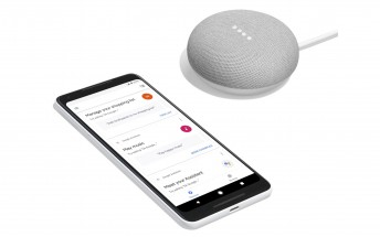 Pixel 2 XL shown from another angle in Walmart leak that also reveals more Google Home Mini details