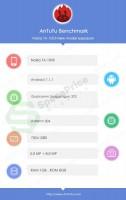 Nokia 2 specs in Antutu database
