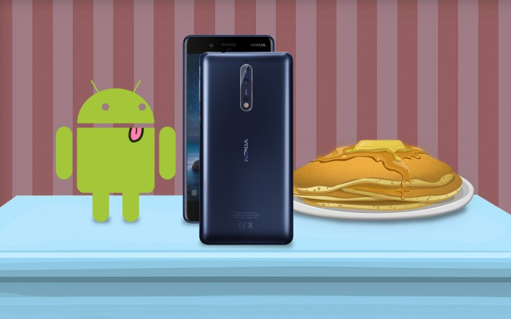 HMD will update the current Nokia phones to Android P