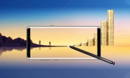 Samsung Galaxy Note8 cracks 1% market share of Android phones in key markets