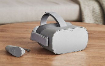 Standalone VR headset Oculus Go goes on sale