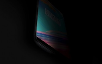 New render shows the upcoming OnePlus 5T once more