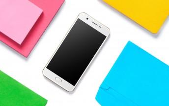 Oppo announces the F3 Lite