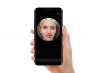 Oppo F5 beautification AI, face unlock