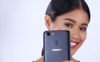 'Selfie-expert' Oppo F5 leaks in videos, pictures