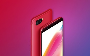 Oppo R11s goes live on Oppo's site days before announcement