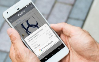 Pay with Google autofills forms so you don't have to