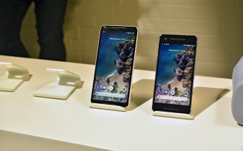 Google Pixel 2's issue with audio in video recordings fixed in Android 8.1 DP2