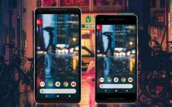 Follow the Google Pixel 2 event live here