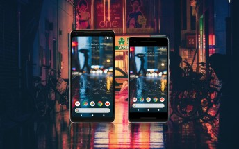 More Pixel 2 and XL 2 images show both front and back