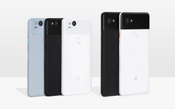 Google Pixel 2 and Pixel 2 XL will receive OS and security updates for a minimum of three years