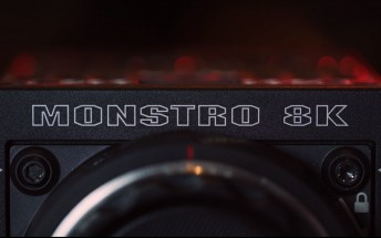 Red announces the new Monstro 8K VV sensor