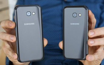 Next-year Samsung Galaxy A5 and Galaxy A7 to come with Bluetooth 5.0