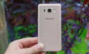 The Samsung Galaxy J5 (2016) is finally getting Android 7.1.1