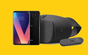 Sprint chimes in with an LG V30 deal of its own