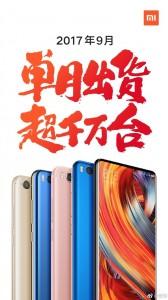 Xiaomi celebrates 10 million phones shipped in September