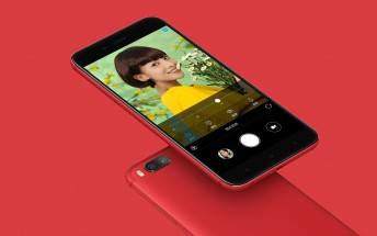 Xiaomi Mi 5X gets Red special edition in China