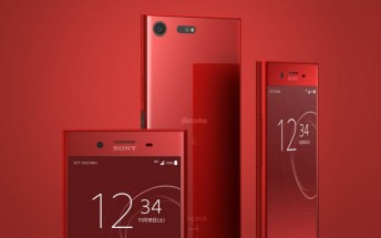 Sony Xperia XZ Premium gets Oreo in December, red version launches in Japan