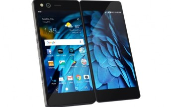 Foldable ZTE Axon M is official with dual touchscreens