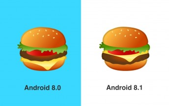 Android 8.1 fixes Google's previous absurd emoji designs