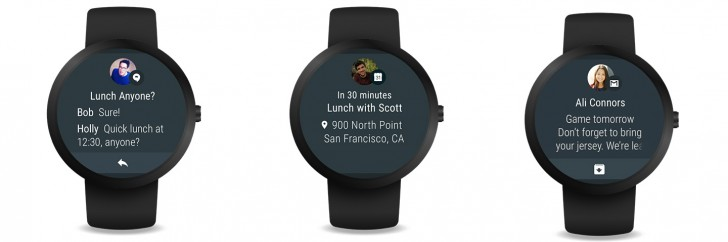 Android Wear updated to version 2.6 with Recent App complication and more